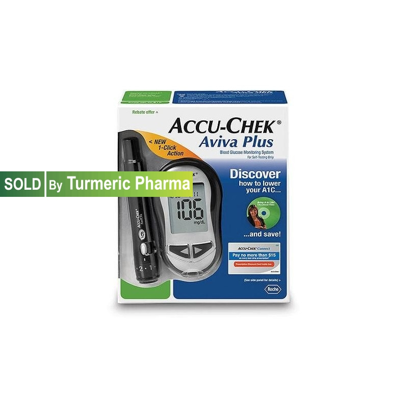 Accu-Check Aviva Plus Blood Glucose Meter