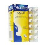 Actifed Cold - 12 Tablets