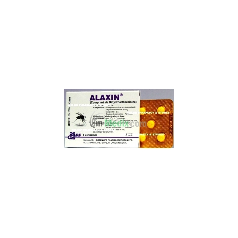 Alaxin - 8 Tablets