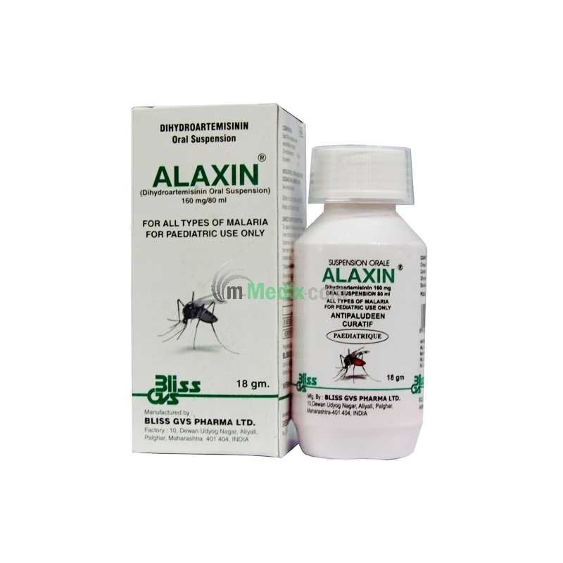 Alaxin Oral Suspension - 18g Granules