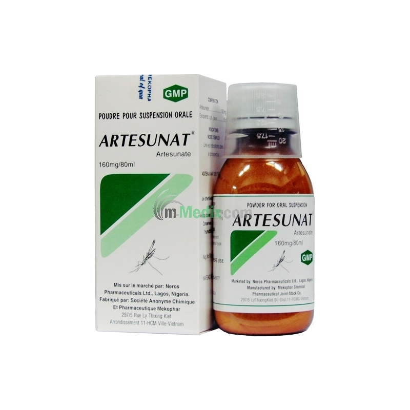 Artesunat Oral Suspension - 18g Granules