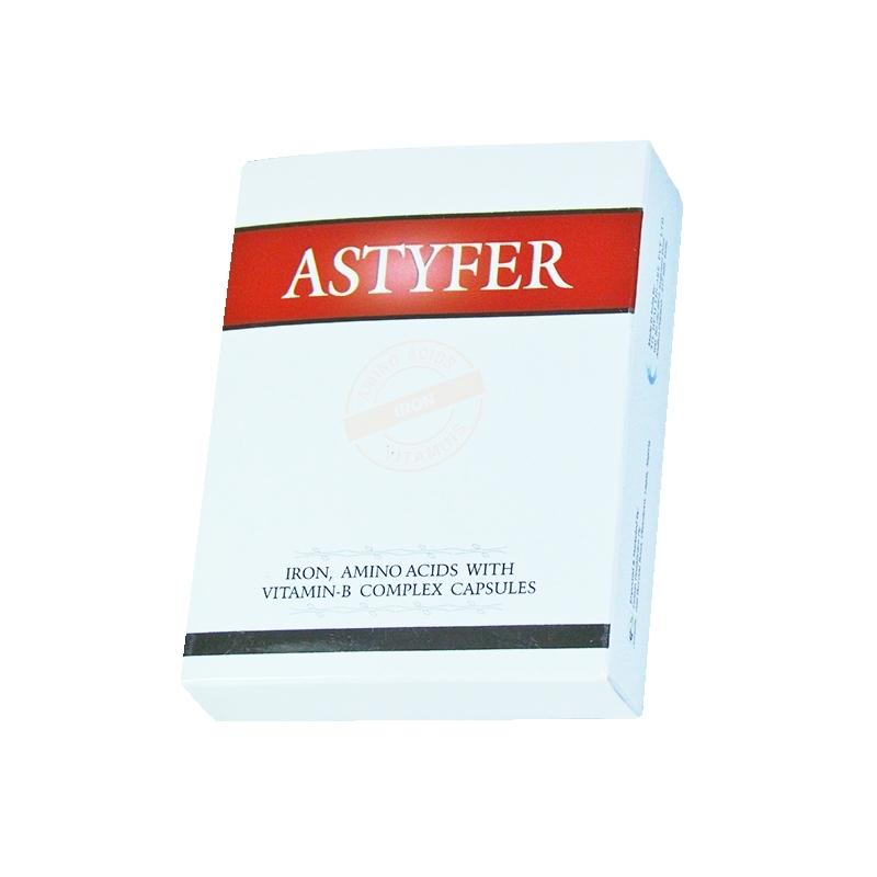 Astyfer Iron Amino Acids B-Complex Ð 30...