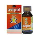 Avipol Paracetamol Syrup - 60ml
