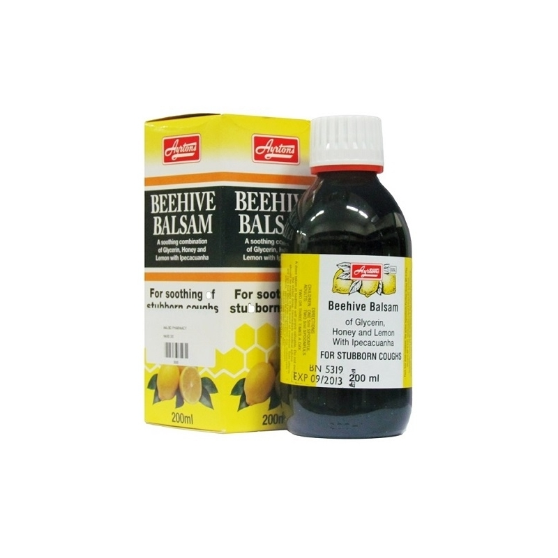 Beehive Balsam Cough Syrup - 200ml