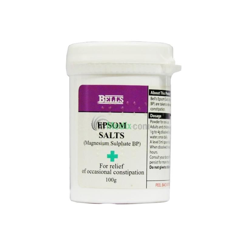 Bell's Epsom Salts - 100g