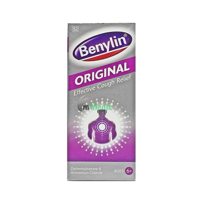 Benylin Original Effective Cough Relief...