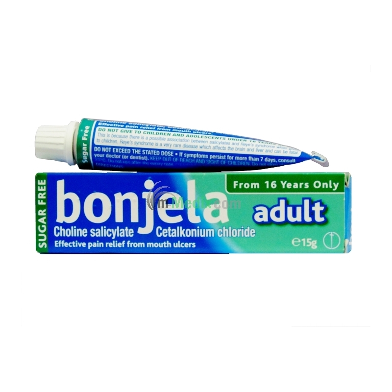 Bonjela Adult Cream - 15g