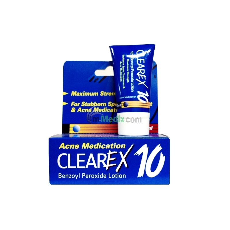 Clearex 10 Lotion - 30ml