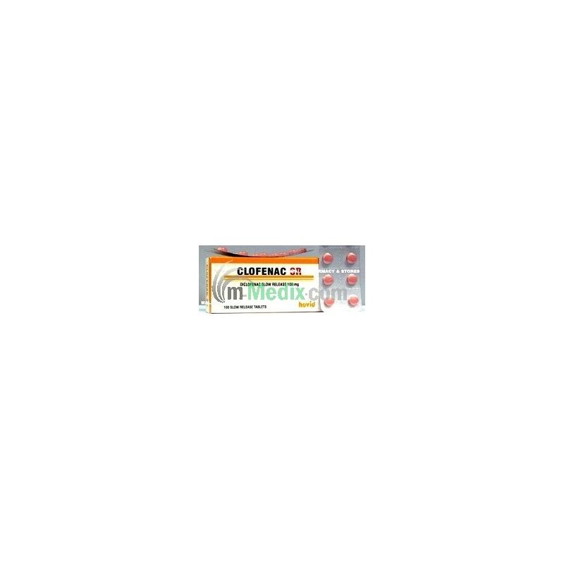 Clofenac SR - 10 Tablets