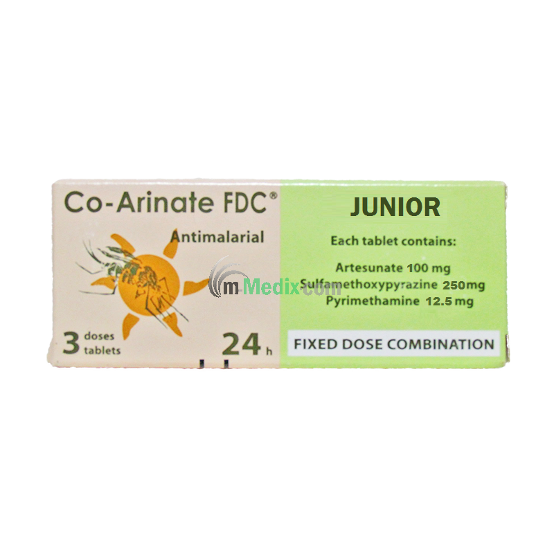 Co-Arinate FDC JUNIOR Antimalarial - 3...