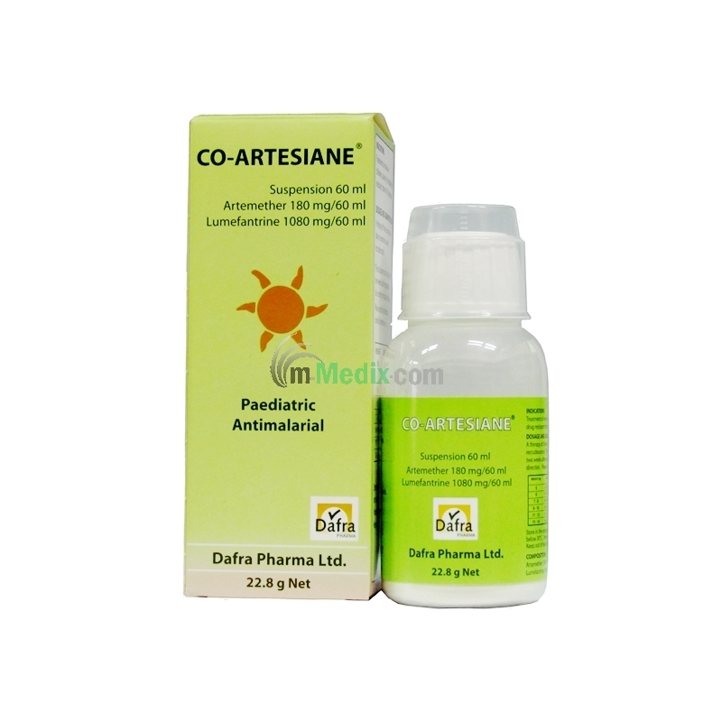 Co-Artesiane Oral Suspension - 22.8g Granules