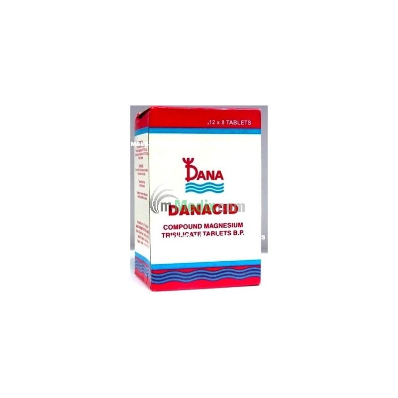 Danacid Tablets