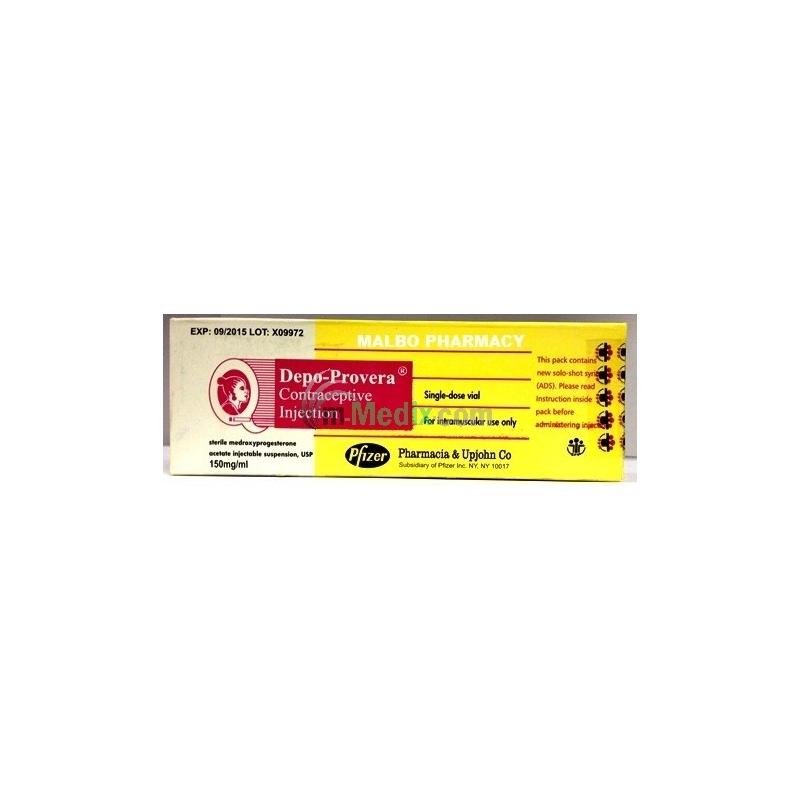 Depo-Provera Injectable Contraceptive