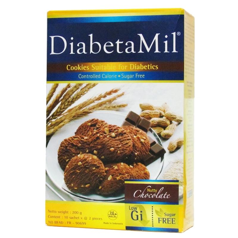 DiabetaMil Cookies Ð 200g