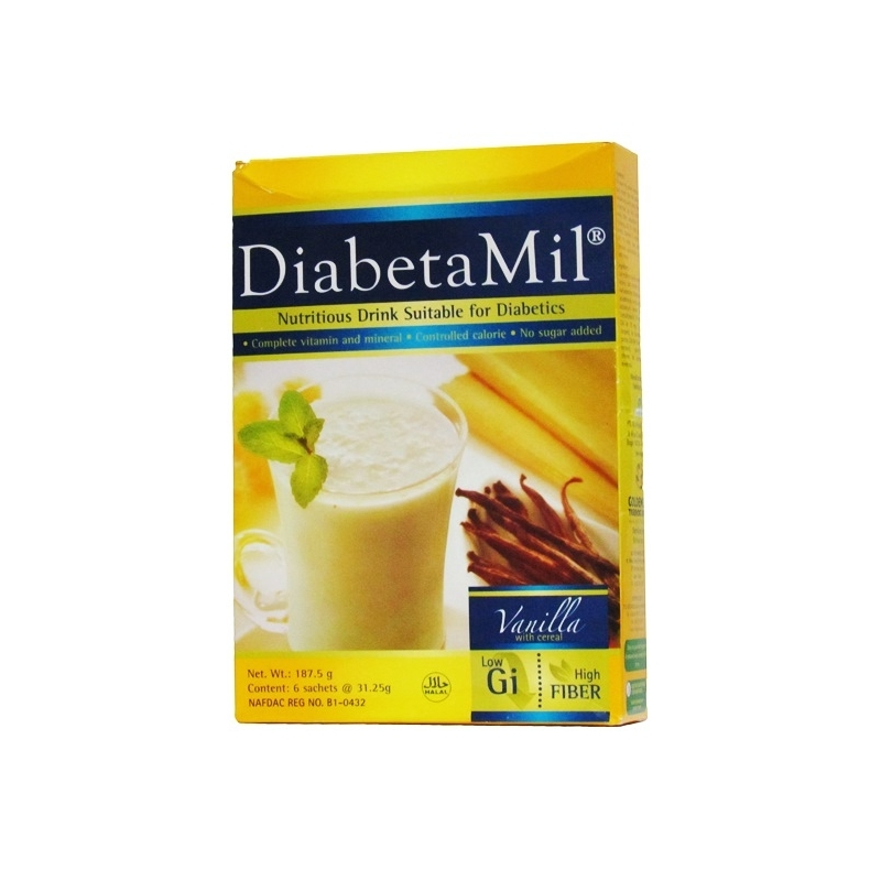 DiabetaMill Ð 187.5g
