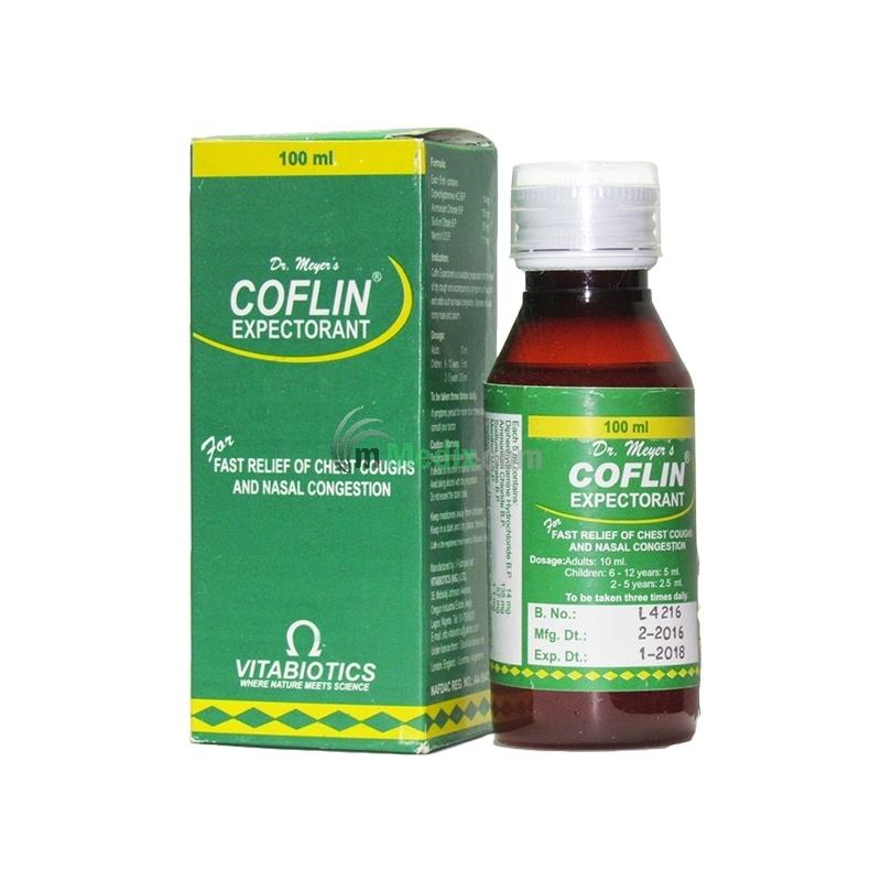 Dr MeyerÕs Coflin Expectorant - 100ml