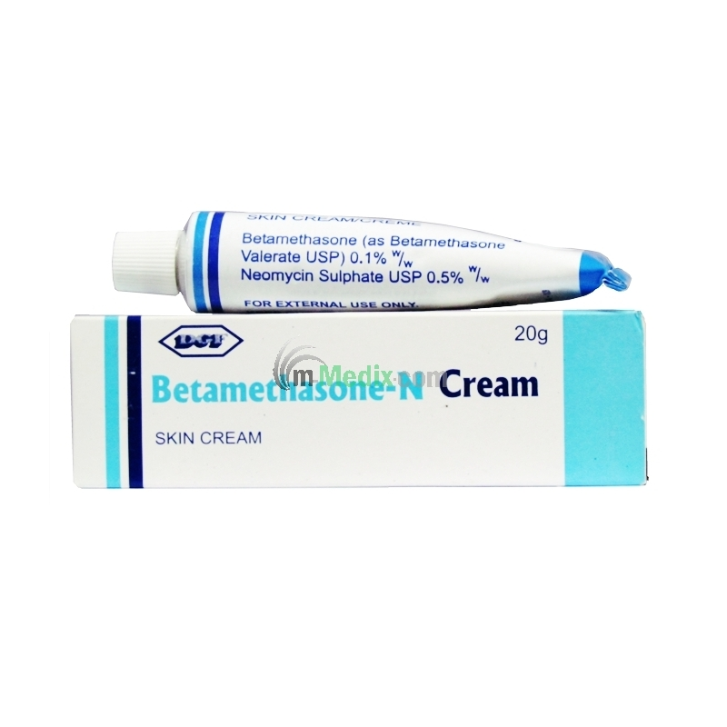 Drugfield Betamethasone-N Cream - 20g