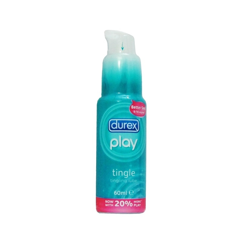 Durex Play Tingle Lube Ð 60ml