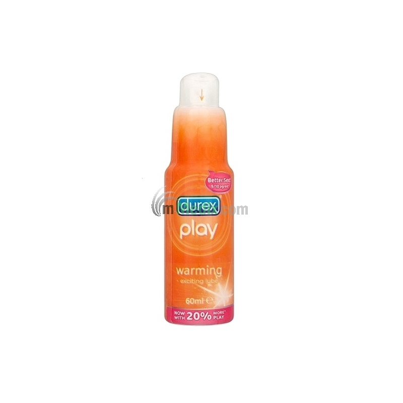 Durex Play Warming Exciting Lube - 60ml