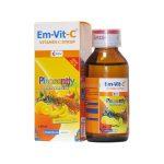 Em-Vit-C Syrup - 100ml