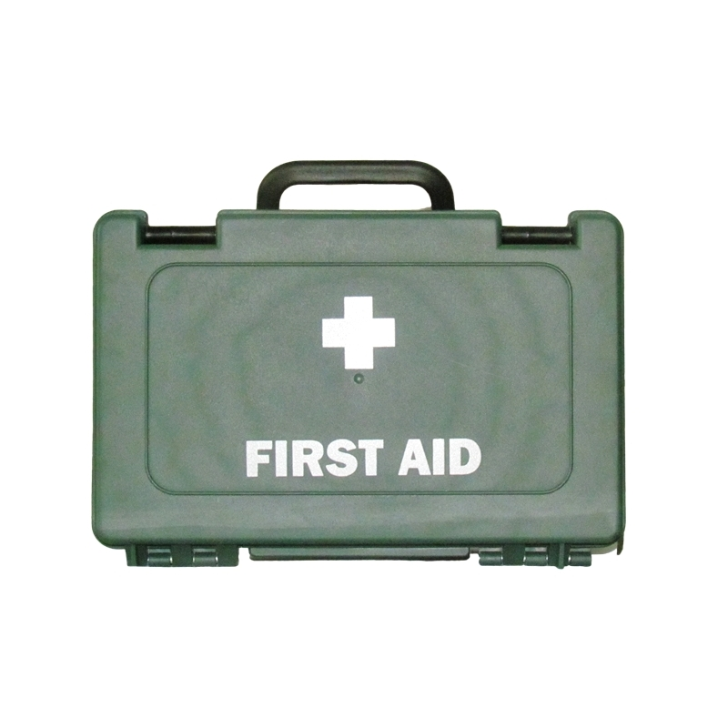 Evolution Series Kitted Plastic First Aid Box