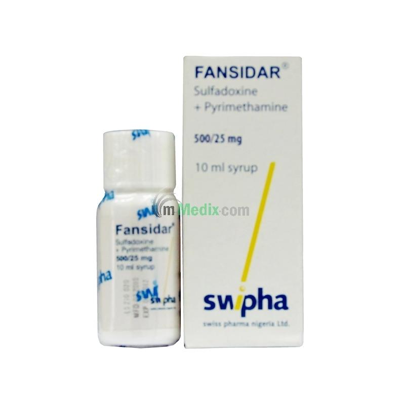 Fansidar Syrup - 10ml