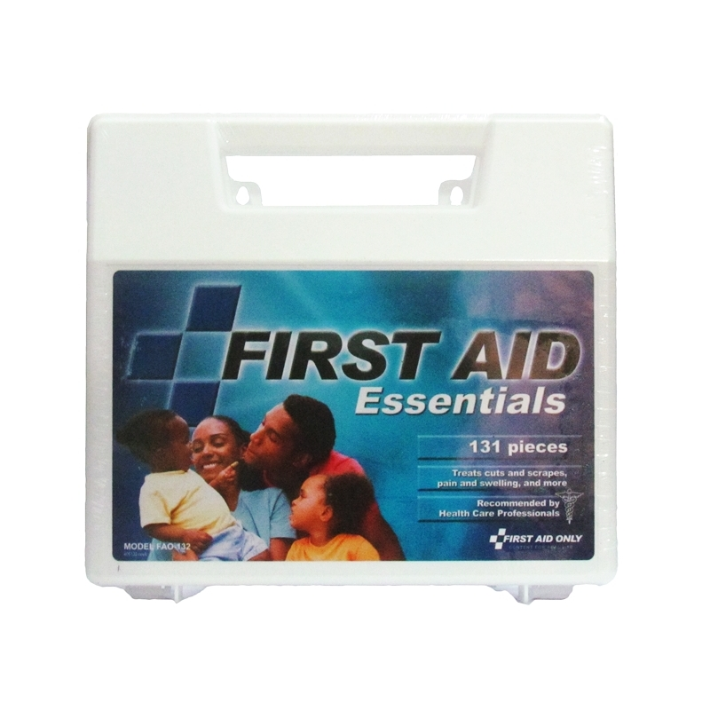 First Aid Essentials FAO-132 - 131 Pieces