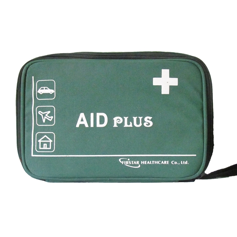 FirstStar Aid Plus Kitted First Aid Bag