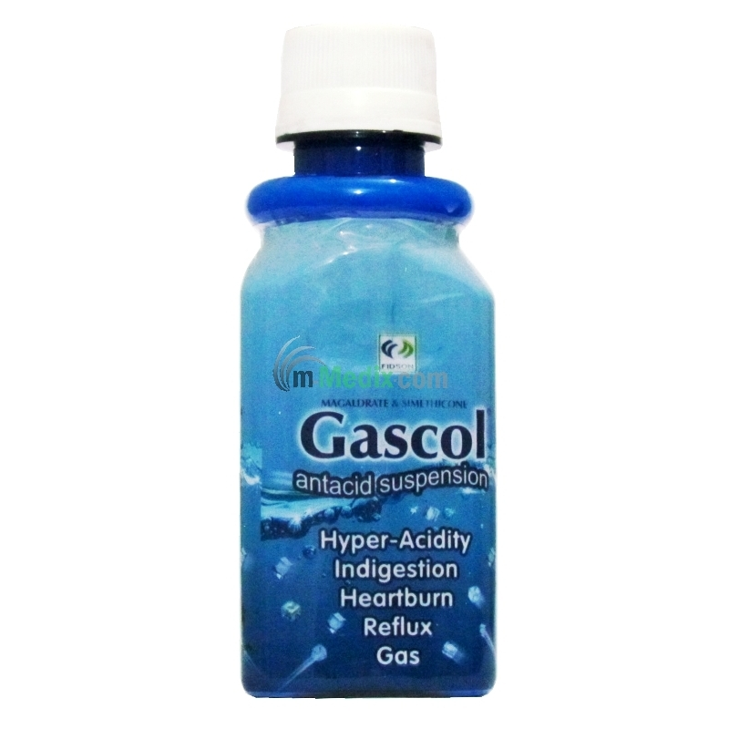 Gascol Antacid Suspension - 150ml