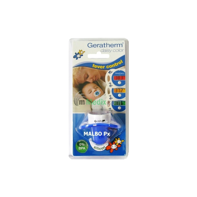 Geratherm Pacifier - Thermometre & Fever...