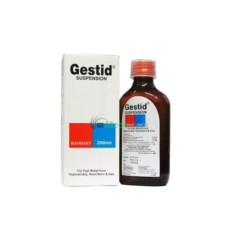 Gestid Suspension - 200ml
