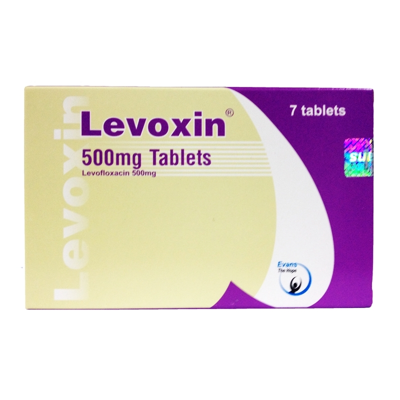 Levoxin 500mg Tablets