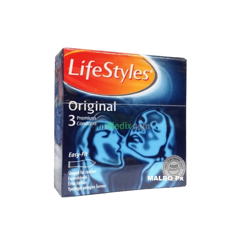 Lifestyles Original Premium Condoms