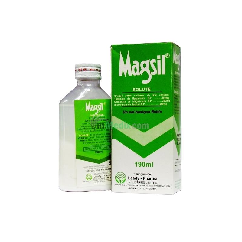 Magsil Suspension - 190ml