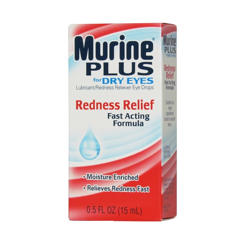 Murine Plus for Dry Eyes Ð 15ml