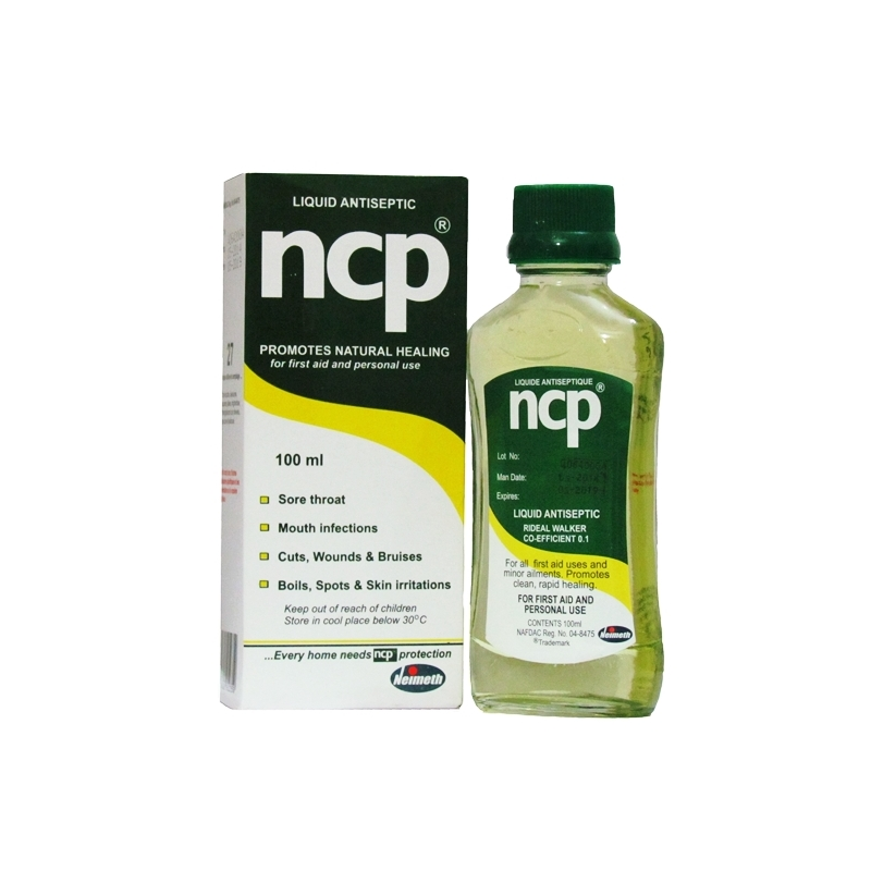 NCP Antiseptic Liquid Ð 100ml