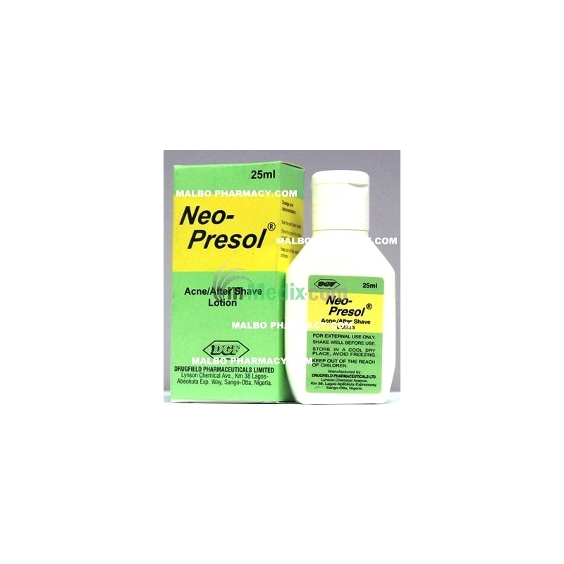 Neo-Presol Acne Lotion - 25ml