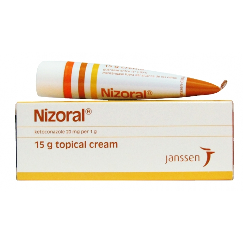 Nizoral Ketoconazole 20mg Topical Cream Ð 15g