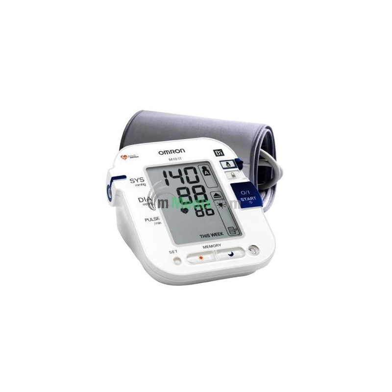 Omron M10-IT Blood Pressure Monitor