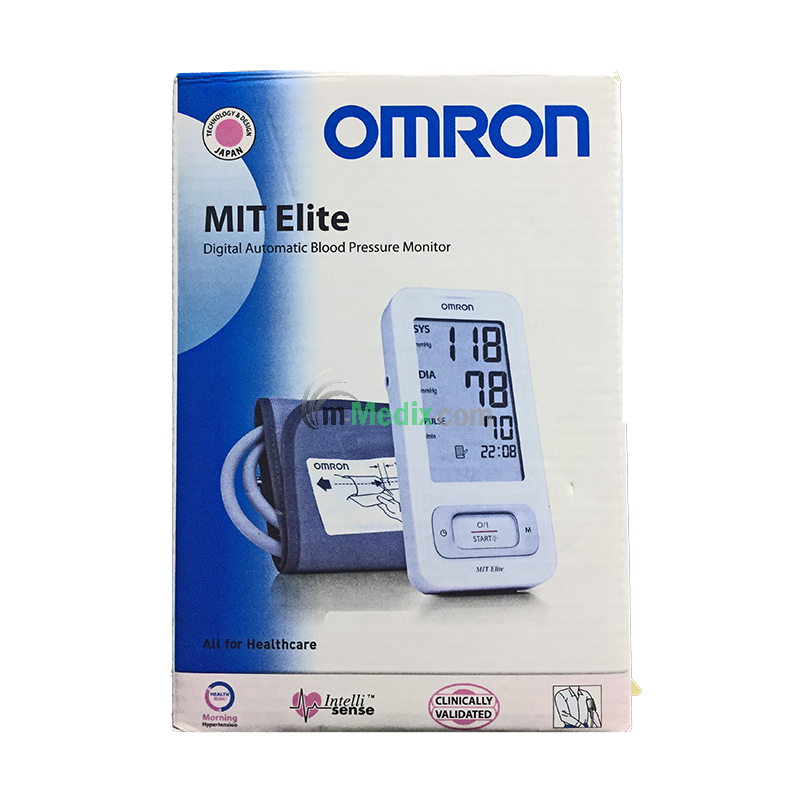 Omron MIT Elite Blood Pressure Monitor