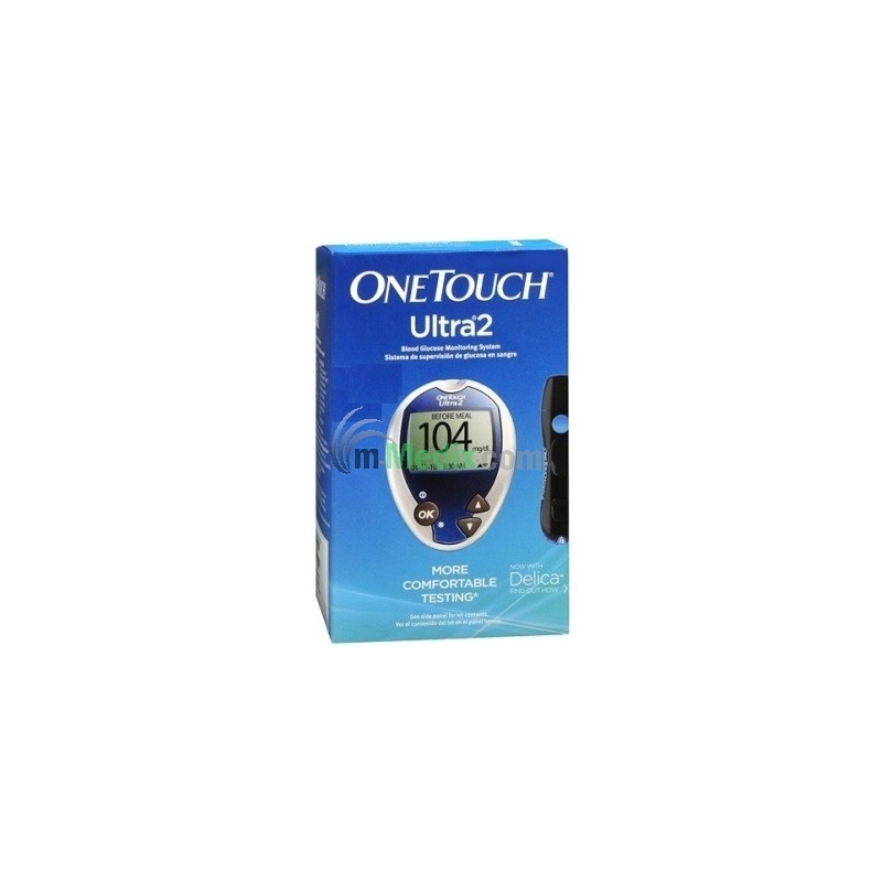 OneTouch Ultra-2 Glucometer