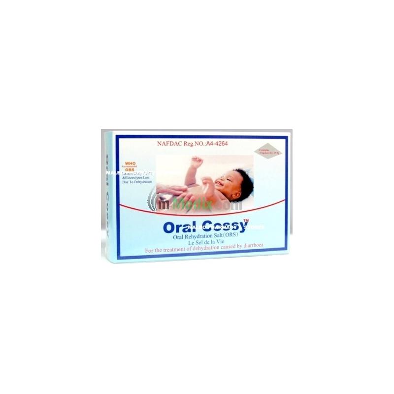 Oral Gossy Oral Rehydration Salt