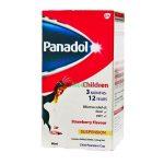 Panadol Children Strawberry Flavour...