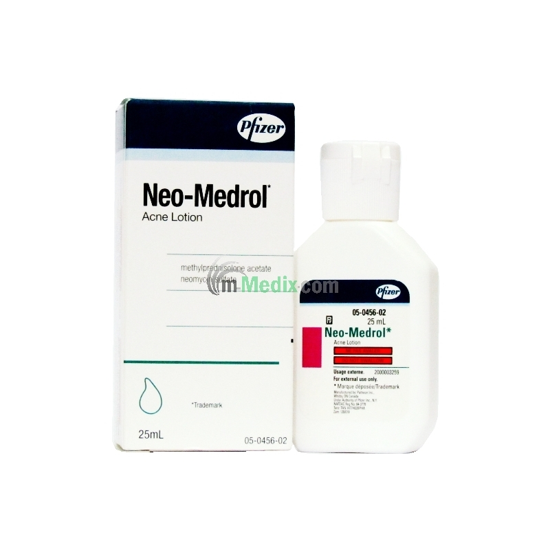 Pfizer Neo-Medrol Acne Lotion - 25ml