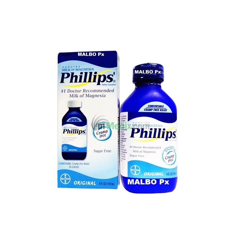Phillips Milk of Magnesia - 118ml