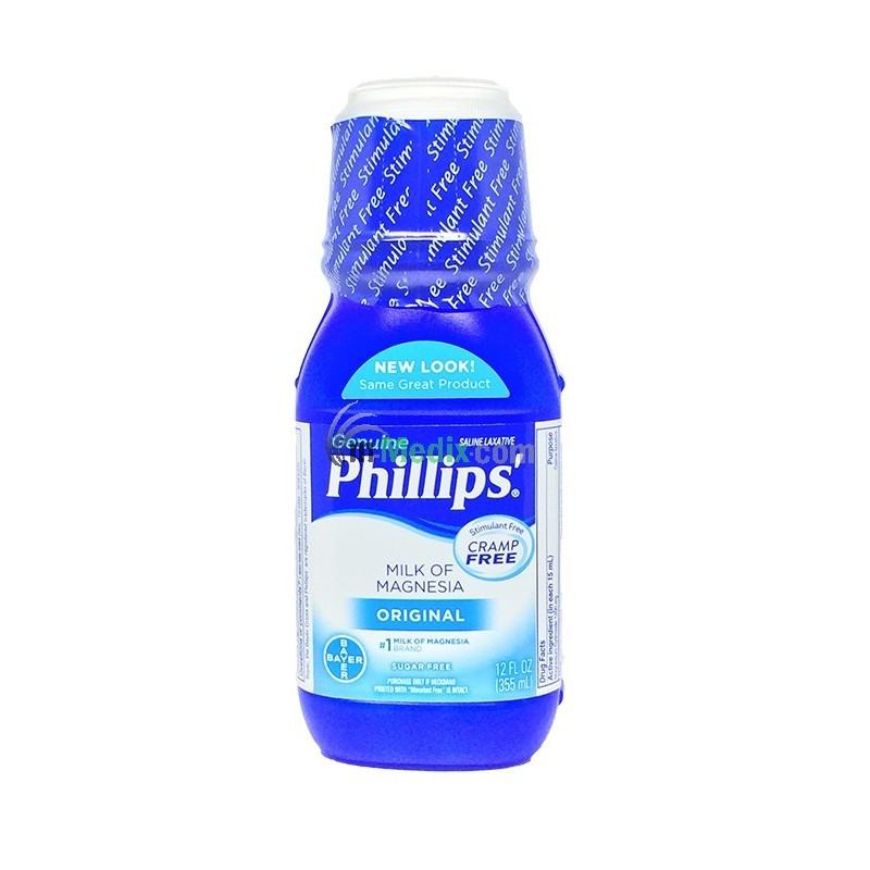 Phillips Milk of Magnesia Ð 355ml
