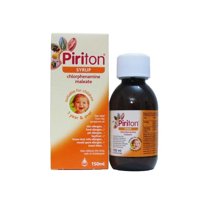 Piriton Syrup Ð 150ml