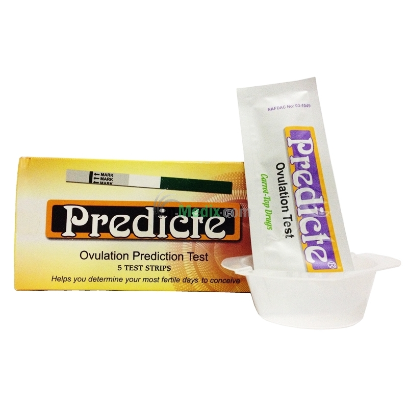 Predicte Ovulation Prediction - 5 Test Strips