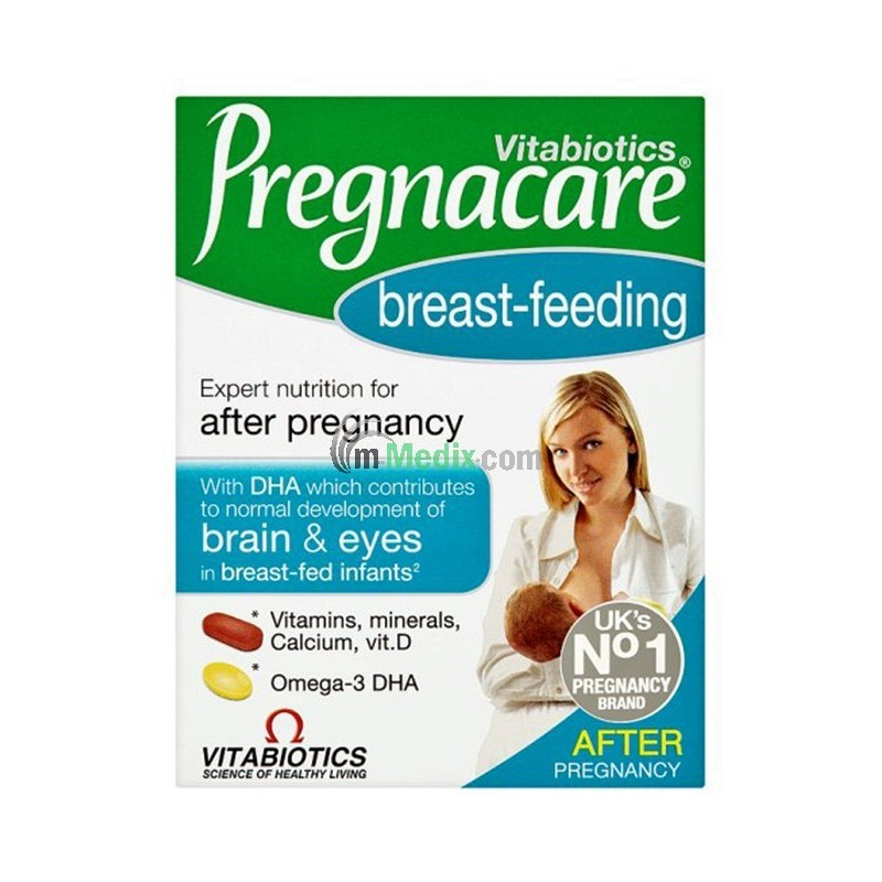 Pregnacare Breastfeeding - Dual Pack - 28...