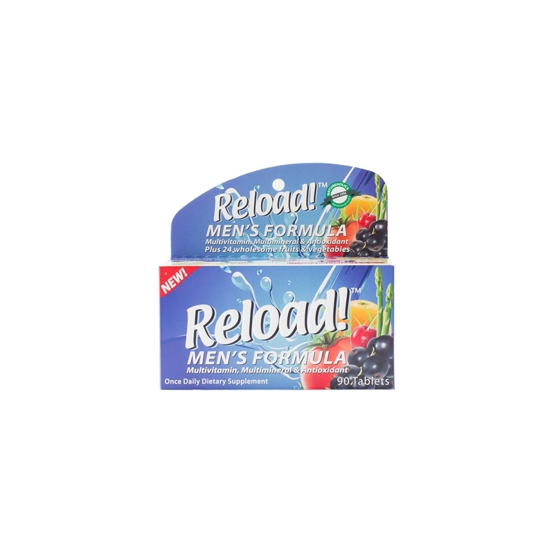 Reload MenÕs Formula Ð 30 Tablets